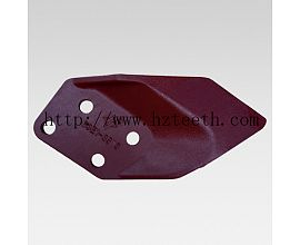 Ground engineering machinery parts 63E1-3533(3534) Side Cutter for Hyundai R210 excavator